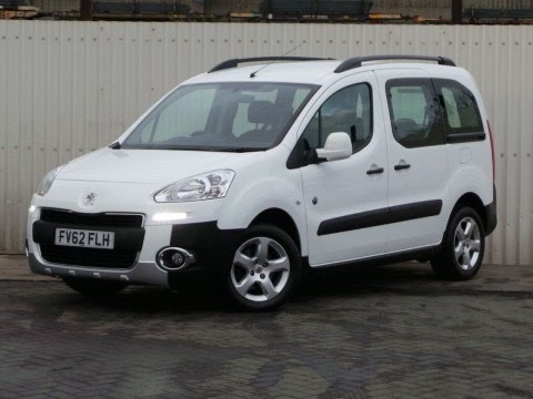 2012 62 Peugeot Partner Tepee 1.6 HDi 115 Outdoor 5dr In ...