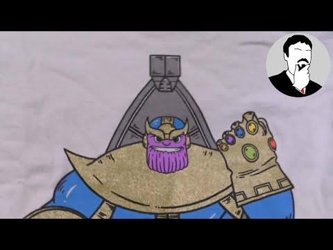 Loot Crate / Geek Gear / Amazing Mystery Box May 2018 | Ashens thumbnail