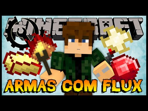 Armas de Flux (Redstone Arsenal) - Archcraft 2 #38 (Minecraft Server 1.7.10)