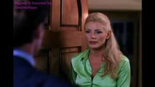 Shannon Tweed: Forbidden Sins (1999) Green Satin Blouse