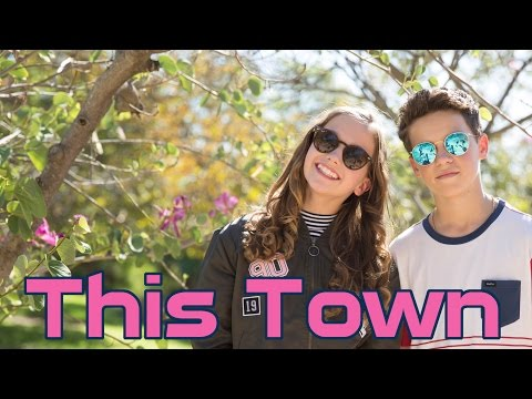 """Hayden's Behind the Scenes for """"This Town"""" Cover by Niall Horan"""