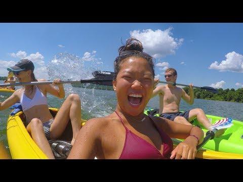 Kayaking: Spruce Run