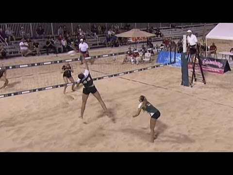 Rainbow Wahine Beach Volleyball 2016 - #5 Hawaii Vs #3 USC