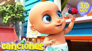 30 min Dibujos Animados | Johny y Sus Amigos | Canciones Infantiles en Español