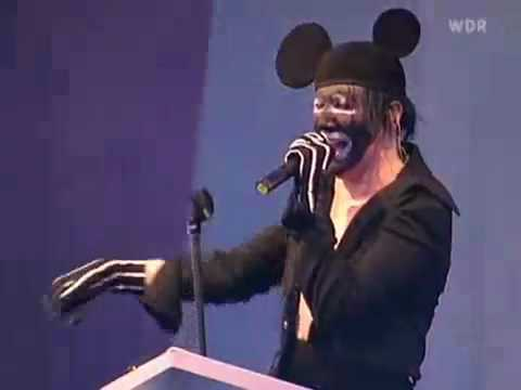 14 - Marilyn Manson - Rock AM Ring 2003 - The Fight Song