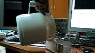 DuinoMite Project: Capacitive tank fluid level metering