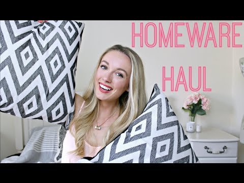 Homeware Haul!  Anthropologie, H&M, Ikea, Oliver Bonas & More   |   Fashion Mumblr