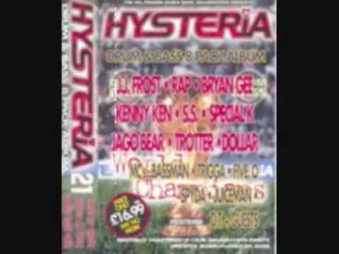 HYSTERIA - DJ SPECIAL K - TRIGGA + SPYDA + BASSMAN (FULL SET FROM 97)