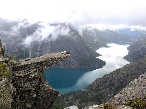 Troll Tongue - Trolltunga Odda Norway