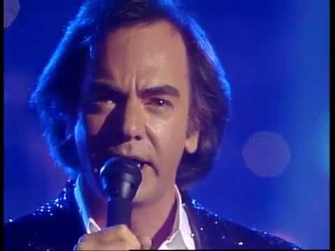 NEIL DIAMOND - SEPTEMBER MORN , HEARTLIGHT  (LIVE-1986)