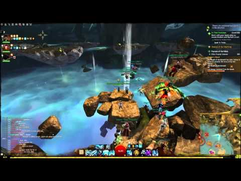 Guild Wars 2 - Heart Of Thorns | Last Meta Event In Dragon's Stand