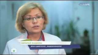 диетолог Наталья Фадеева о хлебной диете(НТВ Еда живая и мертвая от 21.11)