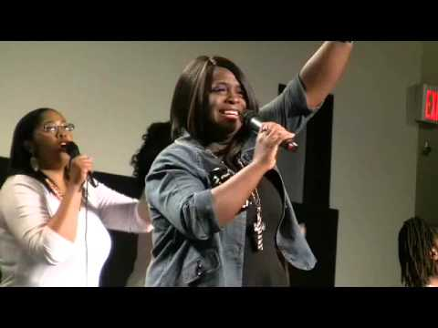 Press in your Presence IMPACT PRAISE TEAM
