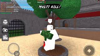 Don't make fun of me :( | ROBLOX KAT (Knife Ability Test)