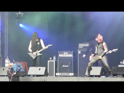 Witchery LIVE @ Metaltown 2010