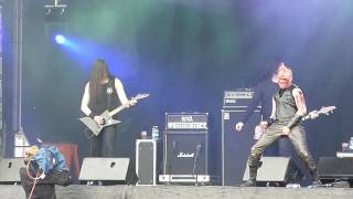 Witchery Omens LIVE @ Metaltown 2010