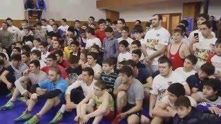 Александр Карелин мастер класс от легенды 2015