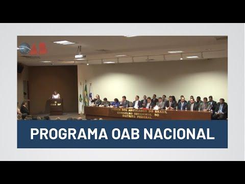 Programa OAB Nacional - 04/12/19 - Programa 37