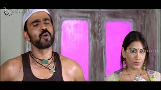 Azzu Bhai Romantic Scene - Hyderabad Nawabs Movie Scenes