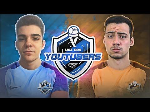 LIGA DOS YOUTUBERS 2017 - CAMPOS vs MUUH PRO (Rodada 3)