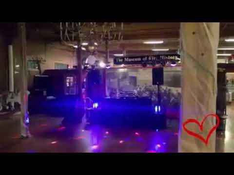 New England Carousel Museum - Wedding DJ Set Up Bristol CT