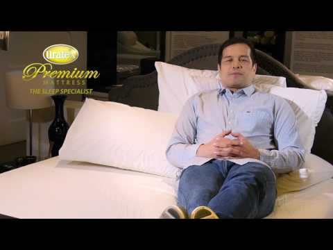 Uratex and Alvin Patrimonio in Raising Awareness on Value of Good Sleep