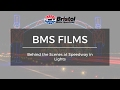 BMS FILMS - Behind the Scenes at Speedway in Lights