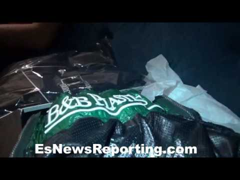 WOW epic – Mikey Garcia's Fight Trunks – EsNews Boxing