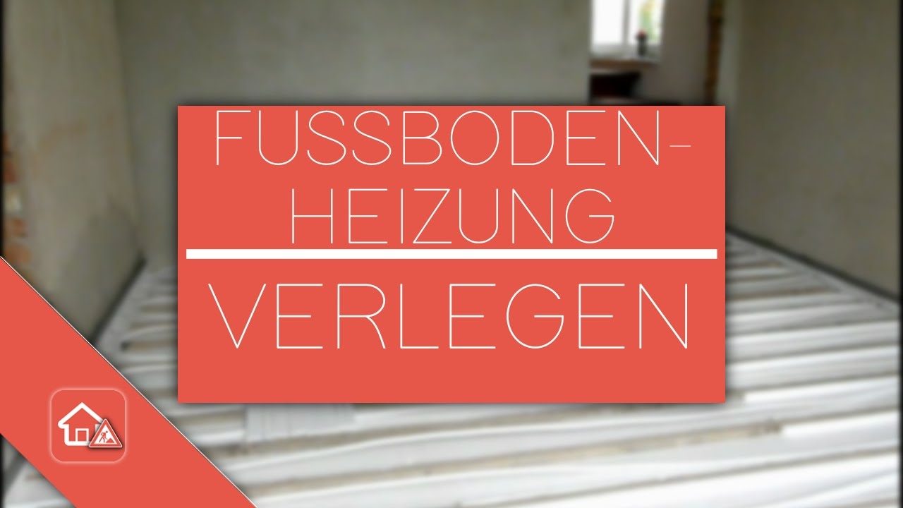 fu bodenheizung im altbau verlegen heimwerker spezial part 2 3 youtube. Black Bedroom Furniture Sets. Home Design Ideas