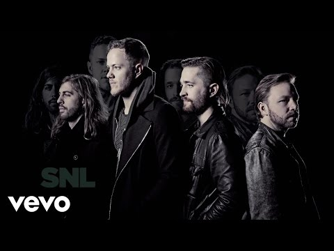 Imagine Dragons - Radioactive (Live on SNL) ft. Kendrick Lamar