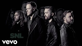 Repeat youtube video Imagine Dragons - Radioactive (Live on SNL) ft. Kendrick Lamar