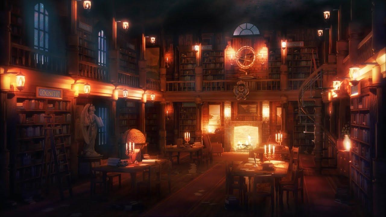 Library Room Cozy