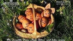 Ein fröhlicher Ostergruß aus dem Hotel Achterdiek