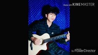 Igorot song} Say enka pangamuan {guitar cover}