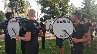 The Cavaliers 2018 - Bass Drum #1