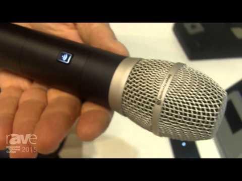 ISE 2015: beyerdynamic Introduces Quinta Handheld Transmitter