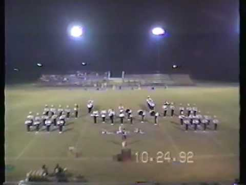 Pound, VA High School Band, October, 1992