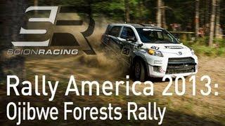 Scion Xd Rally Car 2013 Videos