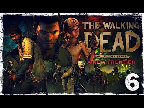 Смотреть прохождение игры The Walking Dead: A New Frontier. #6: Цивилизованный мир.