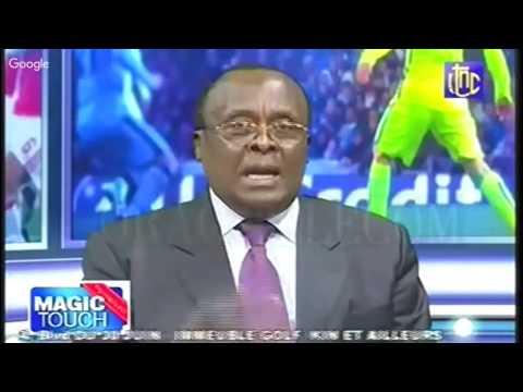 SUIVEZ  LE MATCH GUINEE vs RD.CONGO (2-1 POUR LA RD.CONGO)