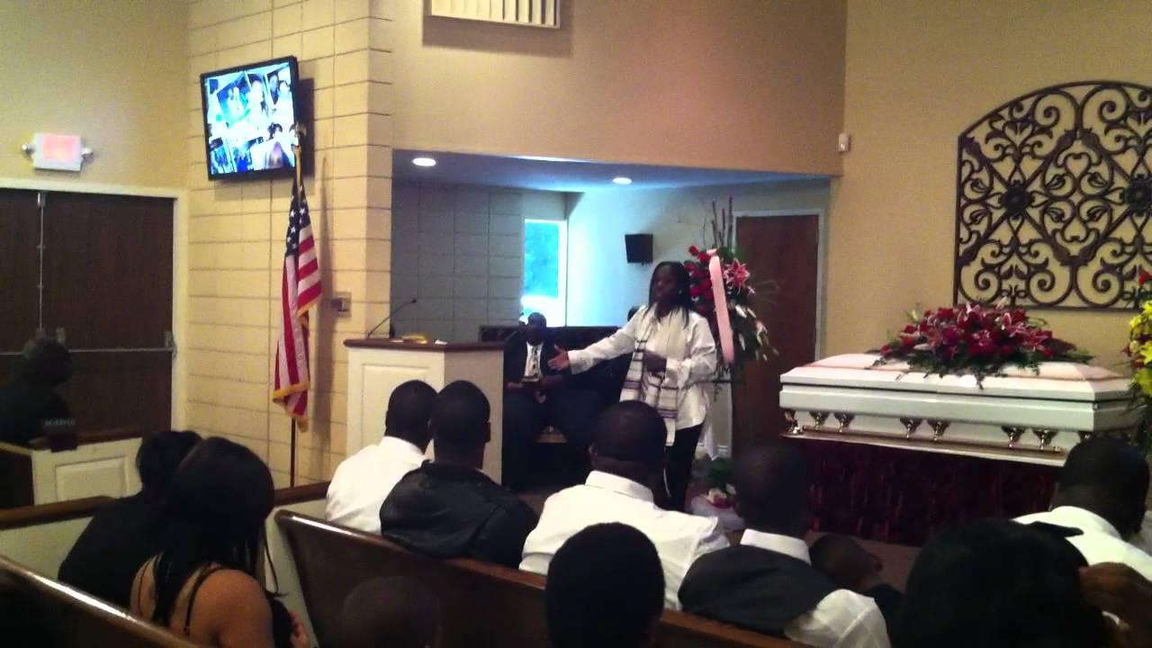 how to preach a funeral sermon