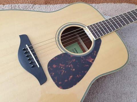 ตั้งสายกีต้าร์โปร่ง Eb ลดครึ่งเสียง (Guitar Tuning Eb Ab Db Gb Bb Eb) (Tuned Down a 1/2 Step)