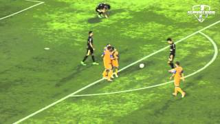 Tigres 5 - 2 Dorados