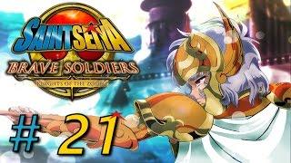 Let´s Play Saint Seiya Brave Soldiers Part 21 (German/Deutsch) - Die Macht der Musik
