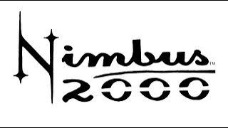 Nimbus 2000 Harry Potter Speed Drawing #1
