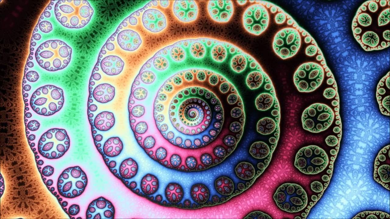 Fraqtive - Hi-res fractal zoom animation