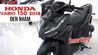 Honda Vario 150 Smartkey Đen Nhám ▶ Tổng quan sản phẩm