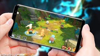 New Pokemon Game! Mon Research - Android IOS Gameplay