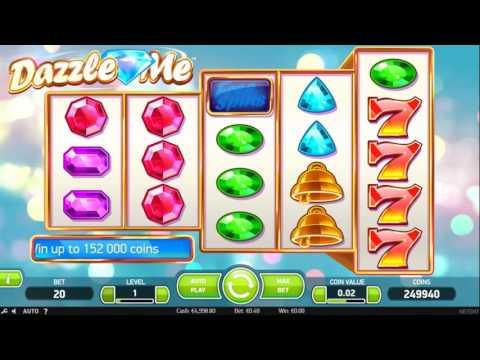 dazzle me описание игрового автомата