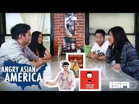 """Never Go Full Geisha!"" - ANGRY ASIAN AMERICA Ep. 3"